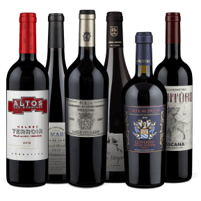 Offre Wine in Black 'Or 93+ pts'
