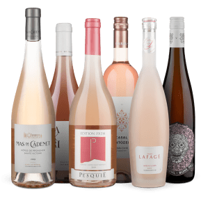 Wine in Black 'La Vie en Rosé' pakket