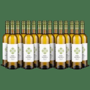 15er-Set Casal de Ventozela Vinho Verde Loureiro 2019