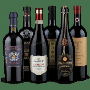 Wine in Black 'Best of Luca Maroni' pakket