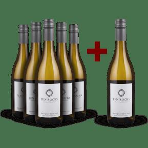 5+1-Set 'Ten Rocks' Sauvignon Blanc Marlborough 2019
