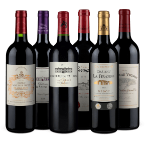 Wine in Black 'Tour de Bordeaux'-Set