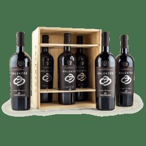 6er-OHK Corte Medicea Cabernet Sauvignon 'Eklektós' Toscana 2016