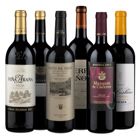 Wine in Black 'Rioja te quiero' pakket