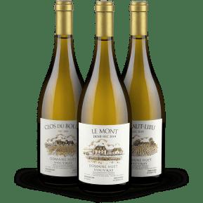 Domaine Huet Trio 'Parker's Treasures' 2019