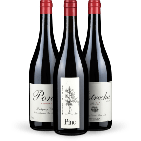 Offre trio Ponce 'Les trésors de Robert Parker' Manchuela 2018