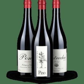 Ponce Trio 'Parker's Treasures' Manchuela 2018