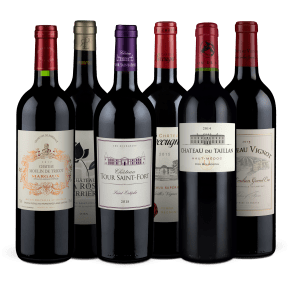 Offre Wine in Black 'Tour de Bordeaux'