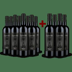 Offre Wine in Black 8+4 Bollina Curtis Nova Primitivo Puglia 2018