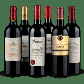 Wine in Black 'Tour de Bordeaux'-Set