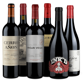 Wine in Black 'Outstanding Spanien Best-Buy'-Set