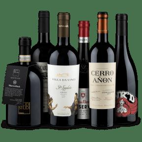 Wine in Black '94+Punkte'-Set