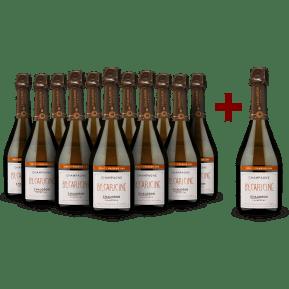 Offre 11+1 Champagne Chaudron 'By. Capucine' Premier Cru Brut non millésimé