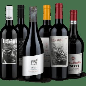 Offre Wine in Black '94 points & plus'