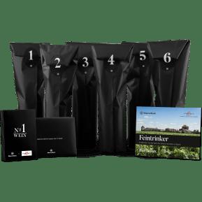 Wine in Black 'Tasting-Set Bordeaux'