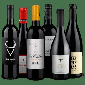 Wine in Black 'Outstanding Spanien Best-Buy'-Set