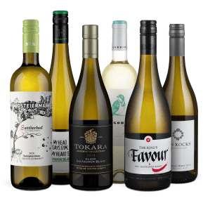Wine in Black 'Sauvignon Blanc Lover'-Set