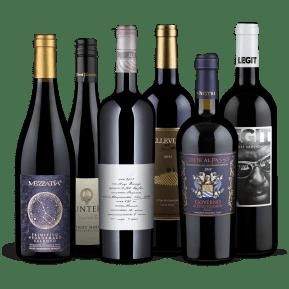 Wine in Black '47% Super-Saving' pakket