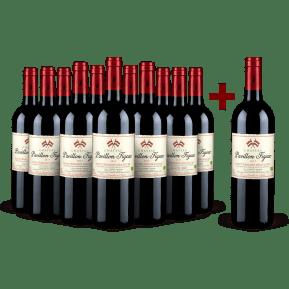 Offre Wine in Black 11+1 Château Pavillon Figeac Saint-Émilion Grand Cru 2017 - Bio