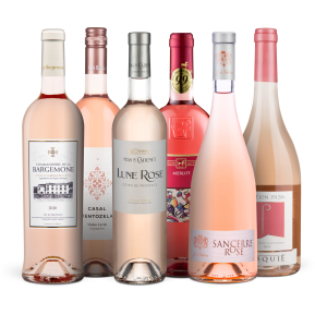 Wine in Black 'La Vie en Rosé'-Set