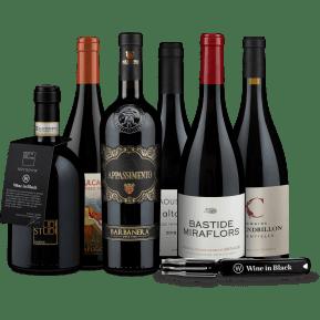 Wine in Black 'Middellandse Zee' pakket
