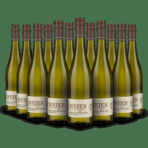 Weingut Meier 12er-Set Ordensgut Riesling Pfalz 2020