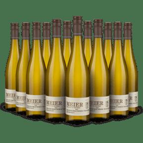 12er-Set Weingut Meier Ordensgut Grauburgunder Pfalz 2020