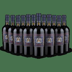 '12 flessen pakket' Vinicola Nistri Corte al Passo 'Governo All'Uso Toscano' 2018