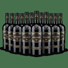 Offre 12 bouteilles Barbanera Rosso Passito Appassimento Puglia 2019