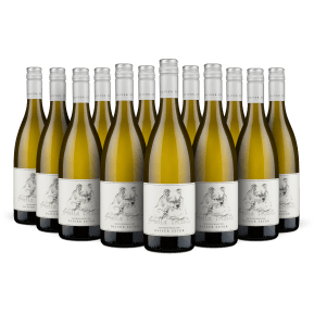 '12 flessen pakket' Oliver Zeter Sauvignon Blanc 'Stella Polaris' 2020
