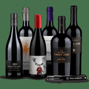 Offre 'Vins du Nouveau-Monde' + 1 couteau sommelier offert