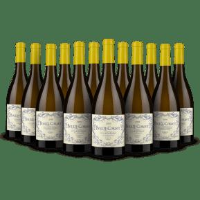 12er-Set Les Producteurs Réunis Chardonnay 'Boulée-Cordot' 2020