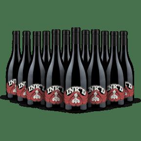 12er-Set Ink'd 'Ink'd Red' Yecla 2018