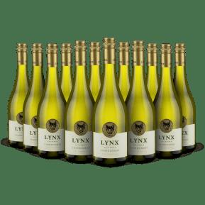 Offre 12 bouteilles Lynx Chardonnay Barrel fermented 2019
