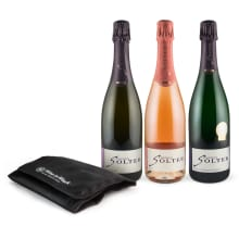 Solter 'Best of Premium Sekt-Set' + Gratis Express-Ice-Manschette