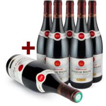 Offre 5+1 'Réserve Prestige' Côtes du Rhône 2012