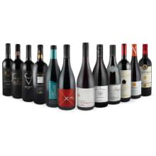 Wine in Black 'Bestseller-Rotwein-12er-Set'