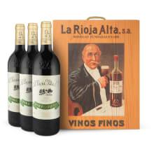 3er-OHK La Rioja Alta 'Gran Reserva 904' Cosecha 2005