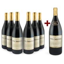Offre '6 bt. + 1 mg offert' La Rioja Alta Reserva 'Viña Ardanza' 2007