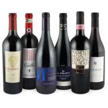 Wine in Black 'Platino d'Italia-Set'