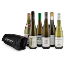 Offre 6 bt. 'Best-of blancs' Vignerons du mois + 1 rafraîchisseur offert