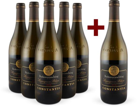 Offre '5+1' Sauvignon Blanc Constantia 2016
