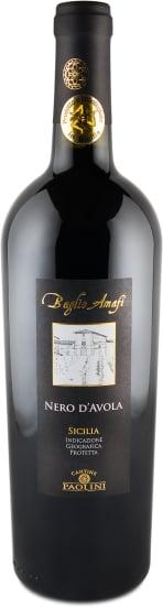 Nero d'Avola 'Baglio Amafi' Sicilia 2012