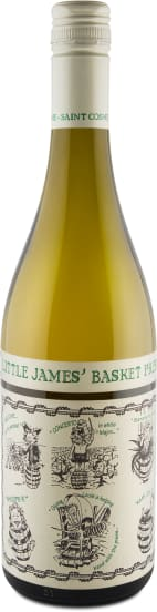 'Little James´ Basket Press' Blanc 2015