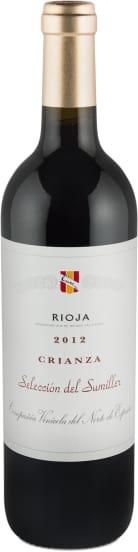 Rioja Crianza 'Selección del Sumiller' 2012