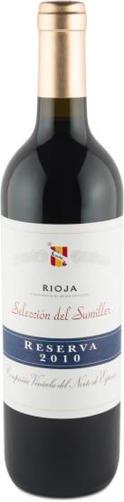 Rioja Reserva 'Selección del Sumiller' 2010