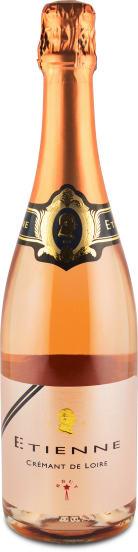 'Etienne' Crémant de Loire Rosé Brut