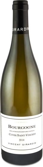 Chardonnay 'Cuvée Saint-Vincent' Bourgogne 2014