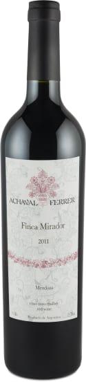 Malbec 'Finca Mirador' Mendoza 2011