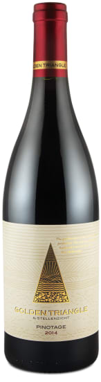 Pinotage 'Golden Triangle' 2014